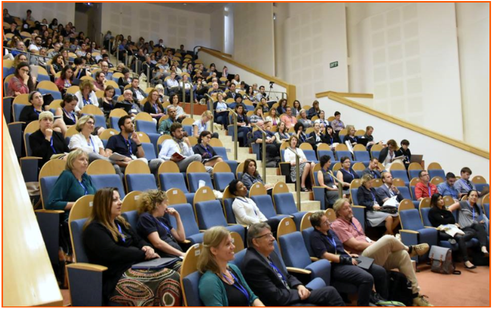 Panoramic view of the conference delegates during the  opening ceremony