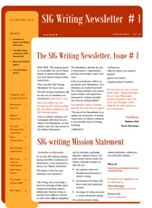EARLI SIG Writing Newsletter 2010-1