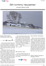 EARLI SIG Writing Newsletter 2012-1